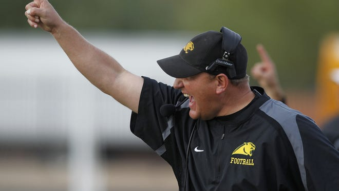 Scott Bordow enlisted the help of three coaches to get a feel for the 3A, 2A and 1A football seasons. Show Low's Randy Ricedorff looks at 3A.