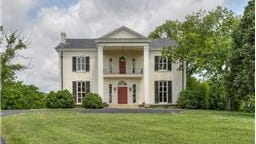 The 268 acres at 3538 Bear Creek Road includes an antebellum home called Beechwood Hall.