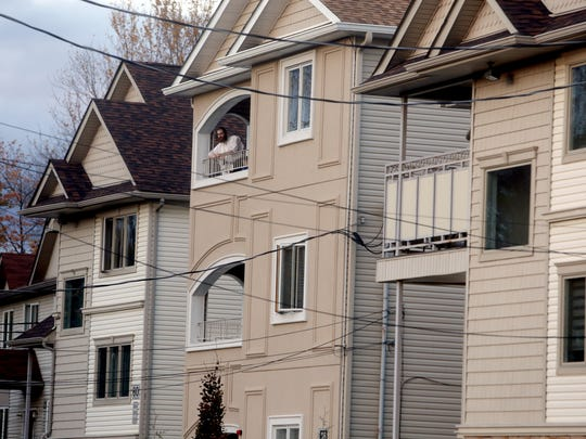 Multifamily homes on Herrick Avenue in Ramapo.