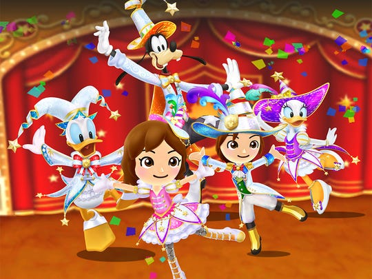 """Disney Magical World 2"" features plenty of activities for you to take part in."