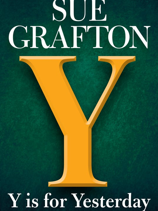 Image result for sue grafton y is for yesterday