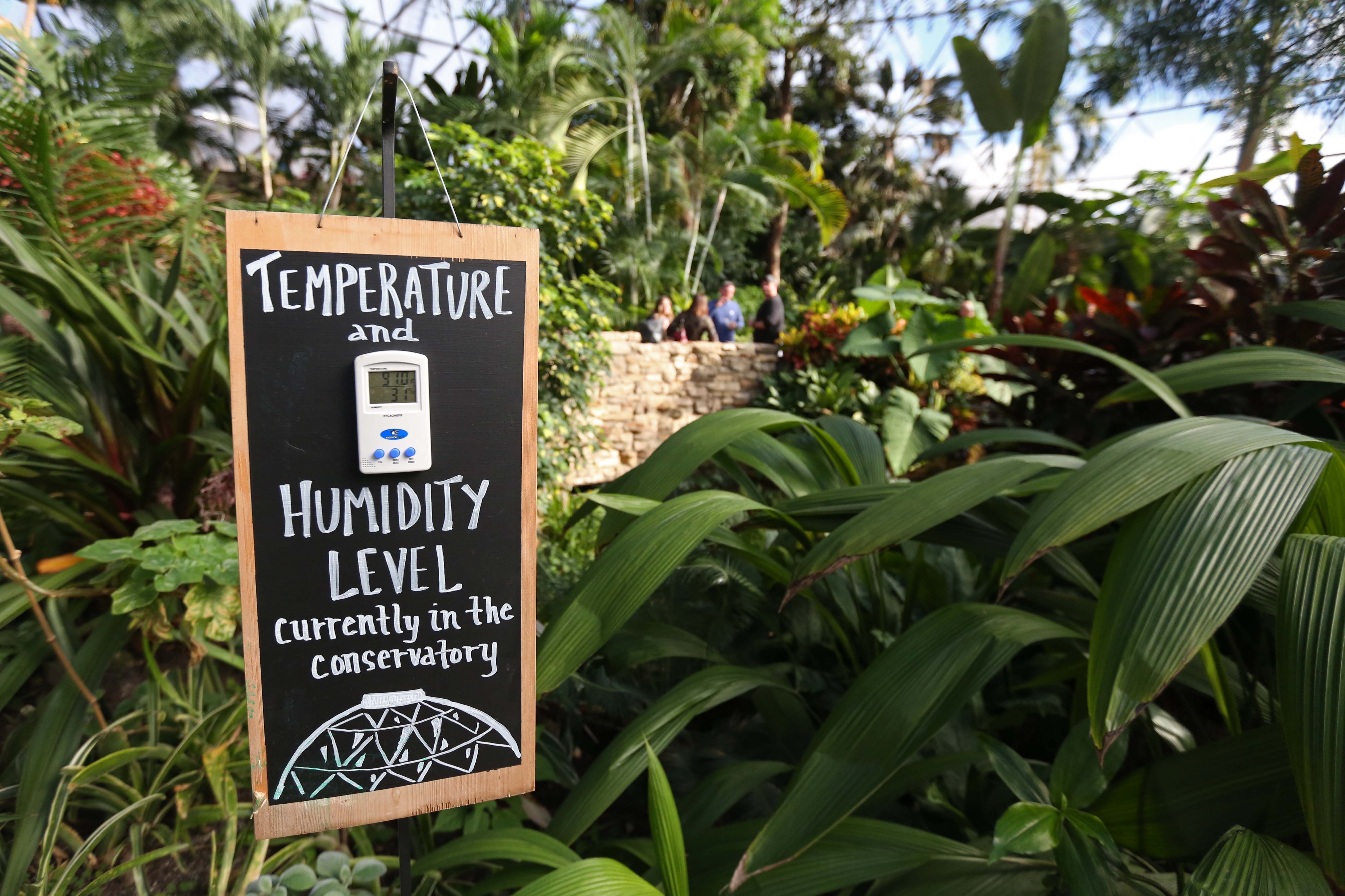 635916707182536703 BotanicalBlues KK 04.JPG Buy Photo. The Temperature  Inside The Greater Des Moines Botanical Garden ...
