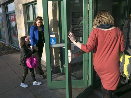 Oklahoma City teacher walkout