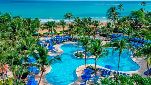 Wyndham Grand Rio Mar in Puerto Rico is one of Wyndham's