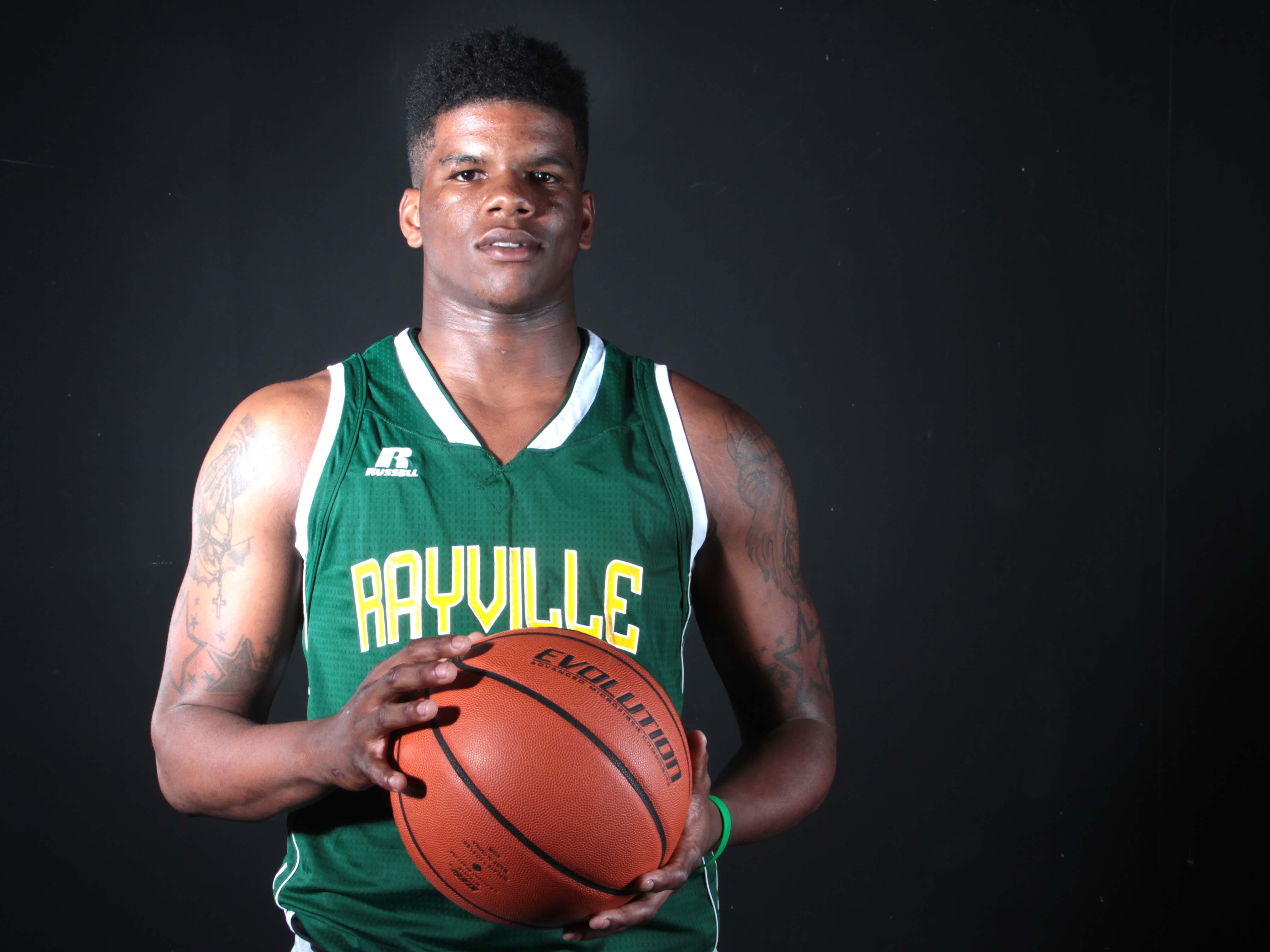 Rayville senior Jamarion Johnson is the All-NELA Big School Player of the Year