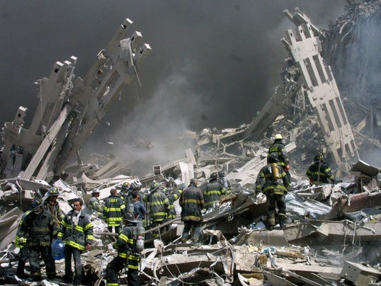World Trade Center firefighters