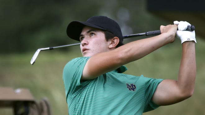 Davis Chatfield is one of 32 players left at the U.S. Amateur Championship after his win Wednesday at Bandon Dunes Golf Resort.