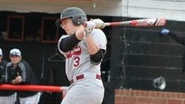 Asheville High's Jared Patterson is part of Western North Carolina's State Games baseball team.