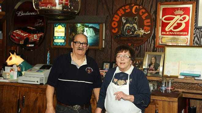 Darrell and Audrey Counard closed Coun's C Club after Thursday night, 49 years after they opened.
