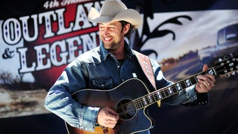 Mark Powell of Abilene, Texas talks about how he found a permanent home for his  Outlaws & Legends Music Festival,