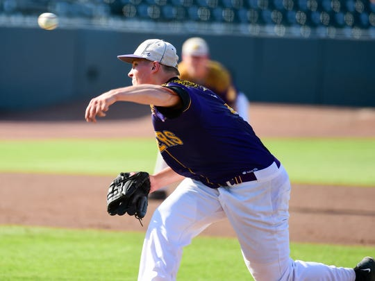 Former Central DeWitt pitcher TJ Sikkema plans to sign with the New York Yankees.