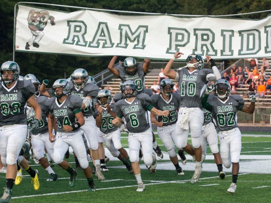 Six years ago, the Madison Rams knocked off Galion 37-3 in the first game on the new Ram Field at STARTEK Stadium.
