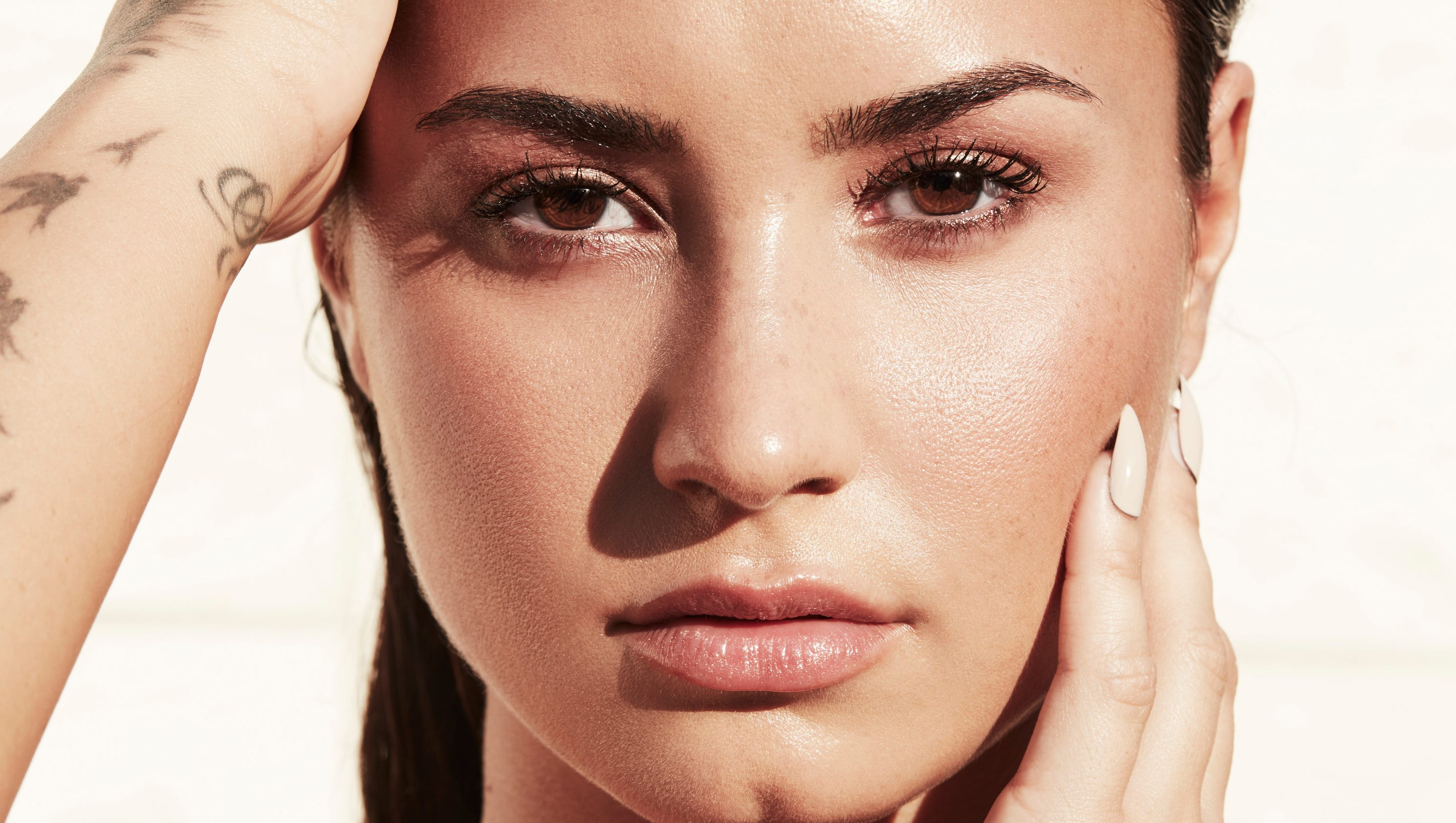 Demi Lovato Pop Star And Advocate Is Ready For New