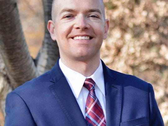 James Spadola, the Republican candidate for the District
