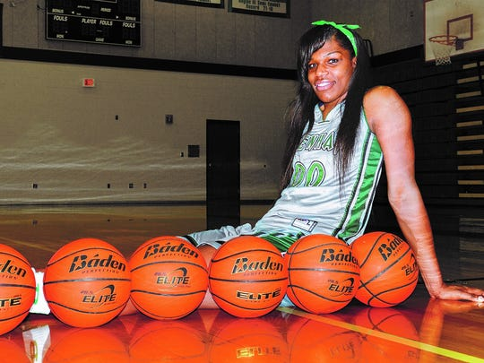 Teaira McCowan wasn't always comfortable in her own