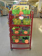 Downtown Grocery & Deli in Vineland has made its vegetables and fruits among the first goods customers see as they arrive. The placement is in keeping with goals of the city and the New Jersey Healthy Corner Store Initiative.