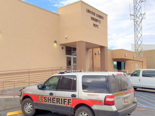 lincoln county sheriffs office Carrizozo