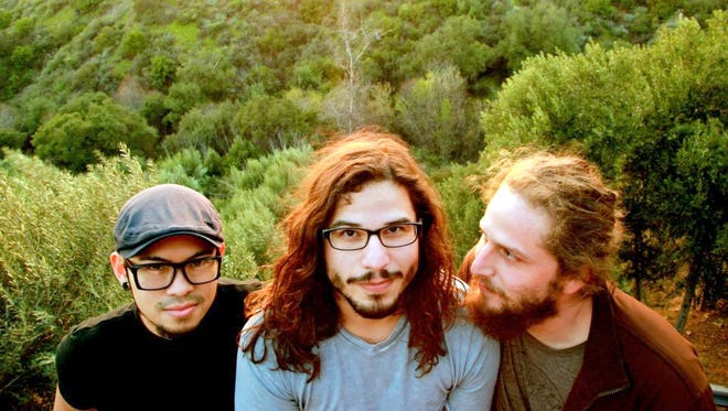 GrooveSession, a California based funk trio, will play at 9 p.m. on Friday, Feb. 3 at Little Toad Creek Brewery and Distillery in Silver City.