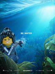 Nya, the Water Ninja