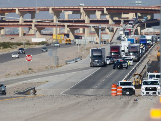 An off-duty U.S. Border Patrol agent was shot at as