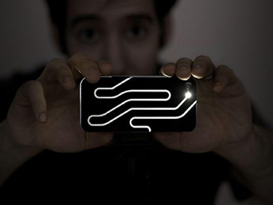 Sparkbeats iPhone case
