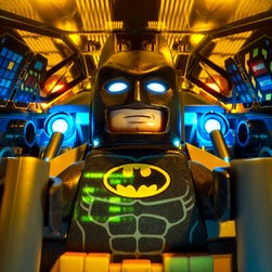 Box office: 'Lego Batman' stays No. 1, conquers 'Great Wall'