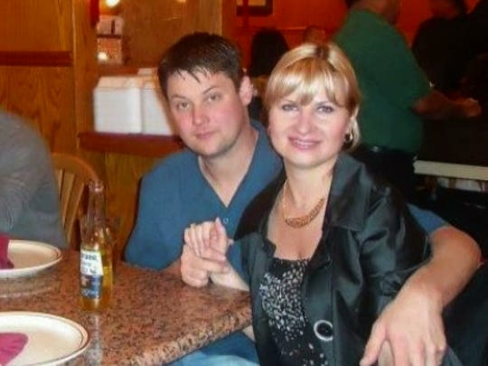 Joseph and Olga Connell are shown. The couple was shot to death outside their Paladin Club condominium on Sept. 22, 2013.