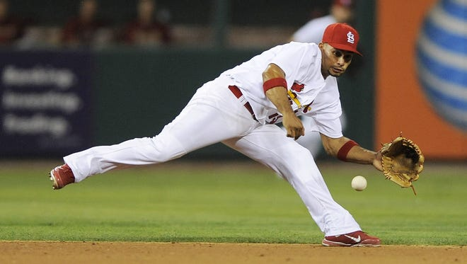 Rafael Furcal last saw extensive playing time with the St. Louis Cardinals in 2012.