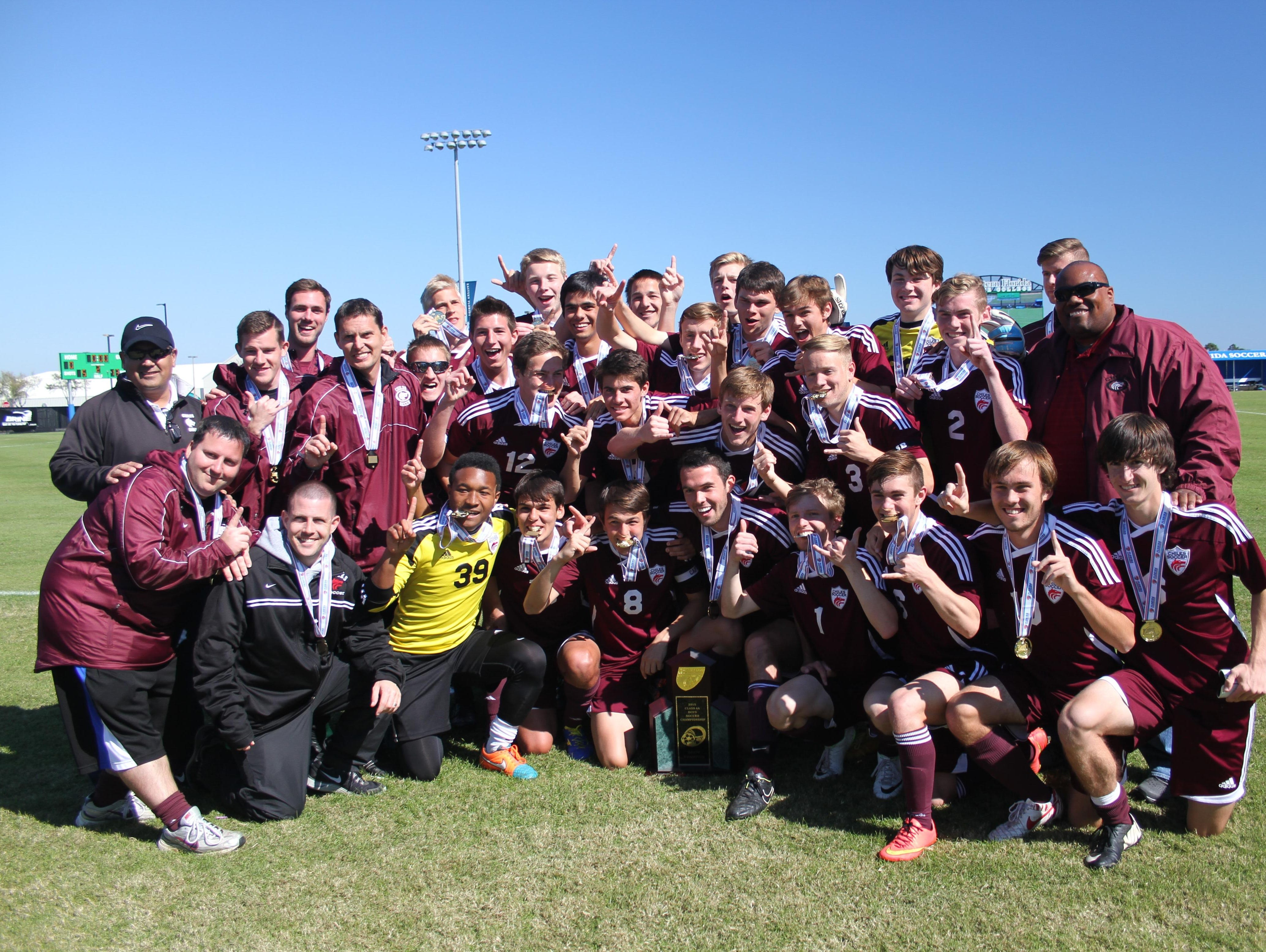The Chiles boys soccer team went 29-3 and won a 3A state title, while also ending the season ranked No. 7 in the entire nation. The Timberwolves lost 14 seniors off that team and return just two starters for this year's team.