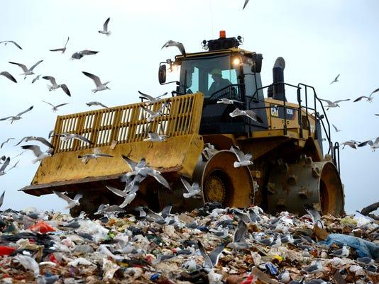 Santa Rosa County Central Landfill