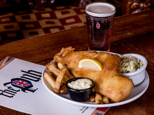 The Pub recently was awarded the title of Best Fish