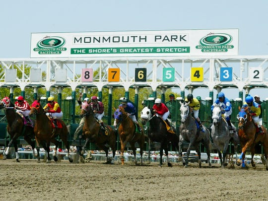 Racetracks will be among the New Jersey sites that can offer sports betting.