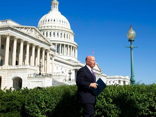 House Ways & Means Chairman Rep. Kevin Brady, R-Texas,