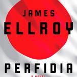 Author James Ellroy.