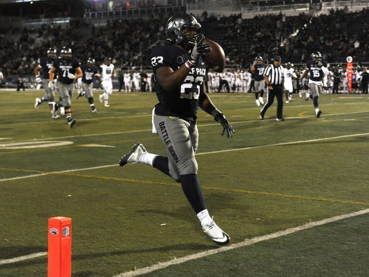 Nevada Football's Kelton Moore