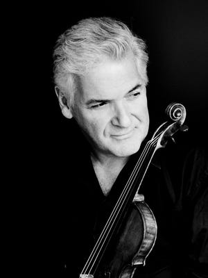 Pinchas Zukerman, will conduct and play with the Royal Philharmonic Orchestra at the Kentucky Center.