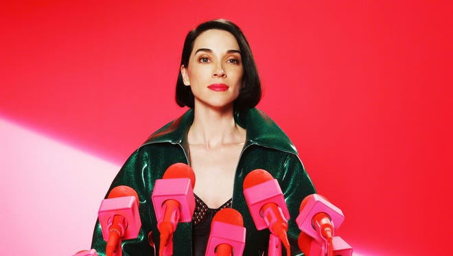 St. Vincent is back with new music, and it's the best single of the month.