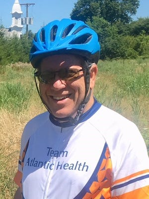 In late July, Bernardsville resident Dr. Jeffrey Hammond will set out on a 428 mile bike ride across Iowa to raise funds for Community in Crisis (CIC), a local coalition working to combat the opioid epidemic in Somerset County.