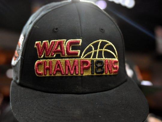2018 WAC Champions.
