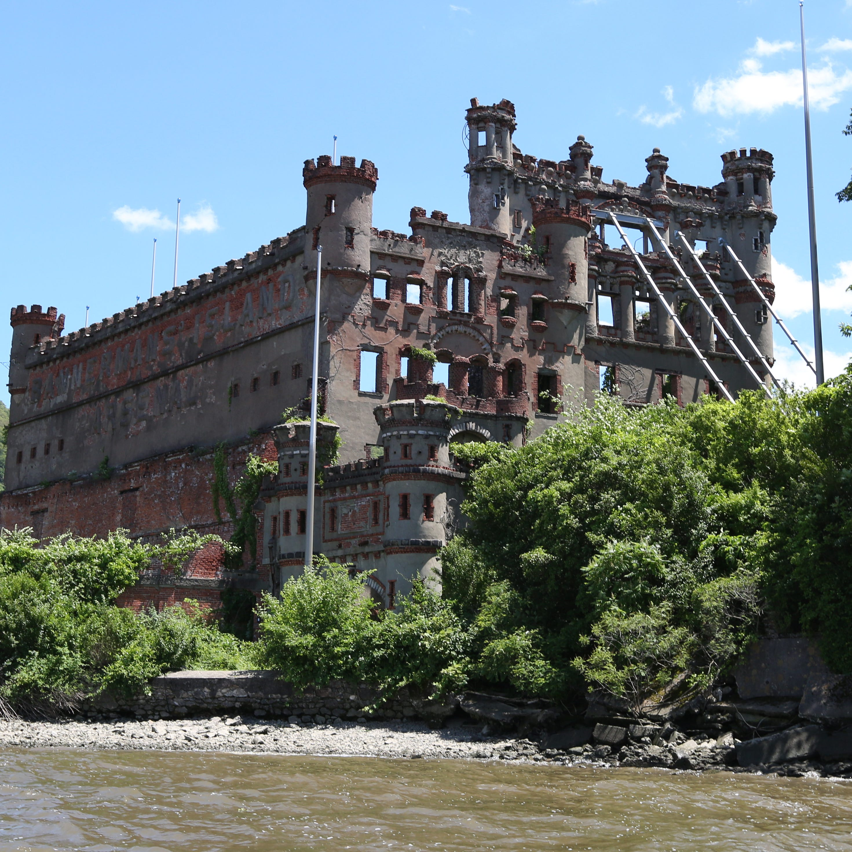 When Your Home Is A Castle 12 Notable Examples In The Hudson Valley