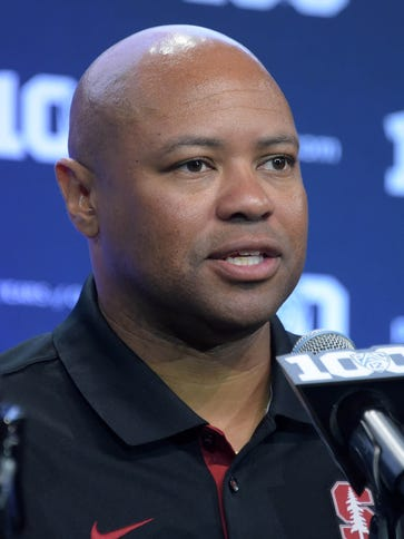 Stanford coach David Shaw says he wouldn't be surprised