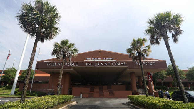 The Tallahassee International Airport, seen here on Friday, July 20, 2018, where travel has seen an upswing in recent months and renovations from new shops and seating, to revamped corridor flooring has been put into place.
