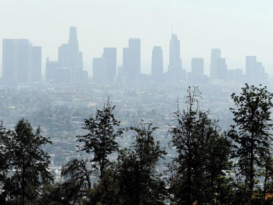 Air pollution is shaving years from people's lives, study finds