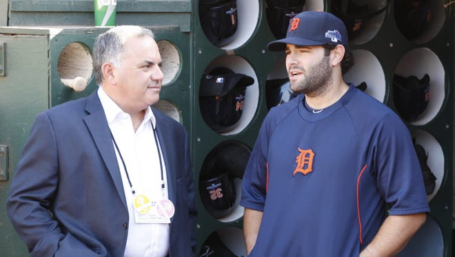 Tigers assistant general manager Al Avila gave his son, Tigers catcher Alex Avila, the brutal truth.