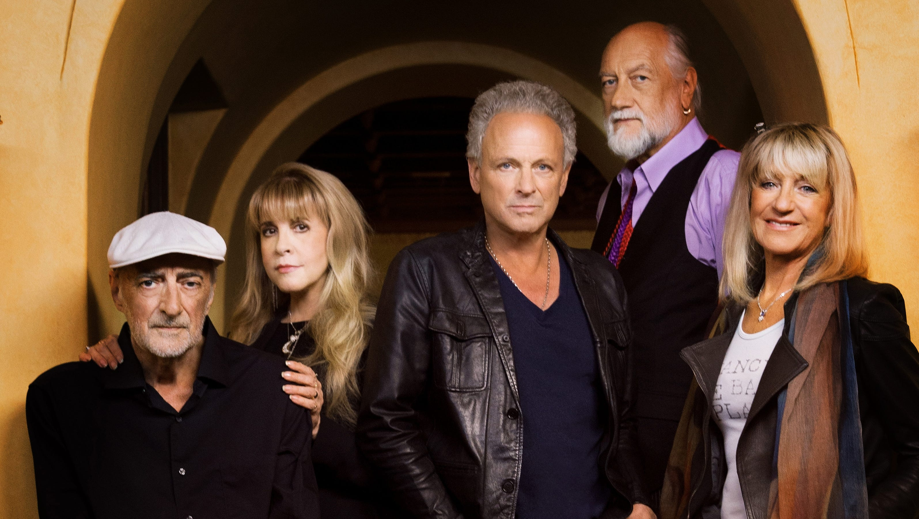 """Rumours"", clássico do Fleetwood Mac, completa 35 anos 1411588361000-USAW-FLEETWOODMAC01-092814"