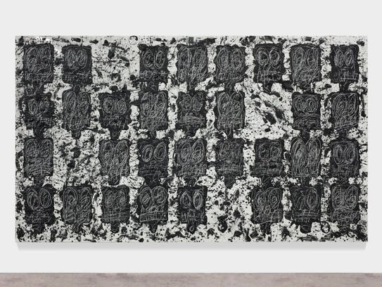 the life and work of rashid johnson Rashid johnson (american, b1977) is a sculptor and photographer who works in a wide range of everyday materials, including wax, wood, steel, brass, shea butter, ceramic tile, and such found objects as books, records, vhs tapes, live plants, and cb radios.