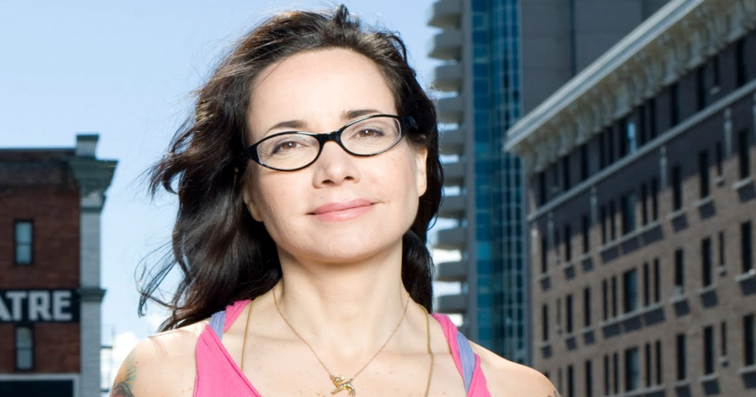 7 things you didn't know about Janeane Garofalo
