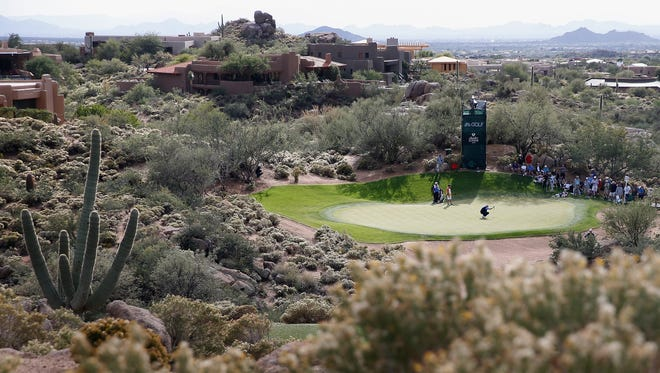 The Charles Schwab Cup Championship will be held on the Cochise Course at The Desert Mountain Club in Scottsdale, Arizona, Nov. 11-13.