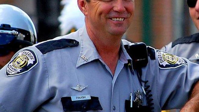 Deputy J.D. Paugh