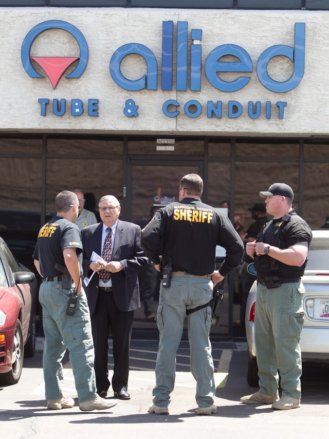 MCSO and Guadalupe: Can a relationship between Sheriff's